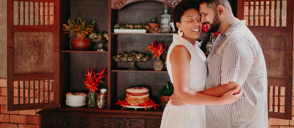 Inspiração Eco Wedding: Gabriela & Henrique