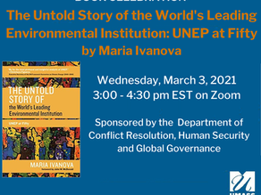 EVENT: Book Celebration #UNEP50