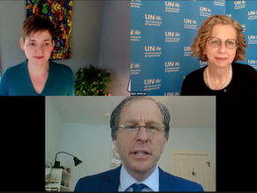 UNEP@50 Dialogue Series: Watch the Inaugural Dialogue with Inger Andersen, UNEP Executive Director