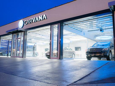 Carvana Trade-In