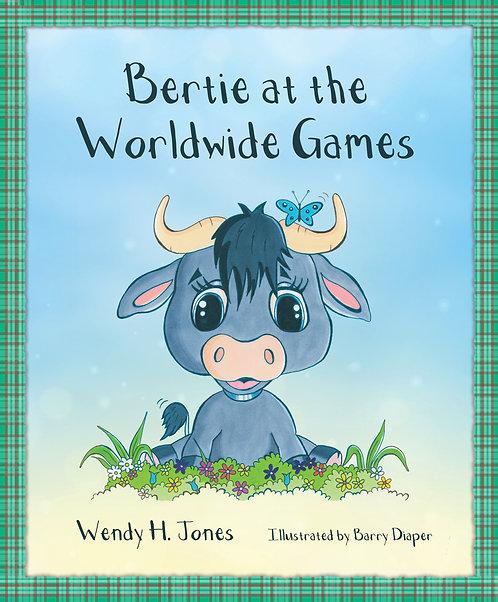 Bertie at the Worldwide Games