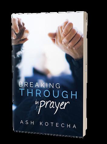 Breaking Through in Prayer Paperback-moc
