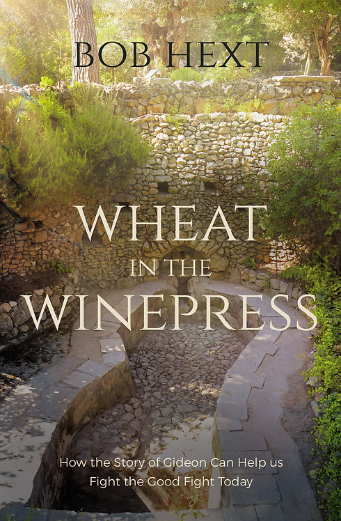 Wheat in the Winepress