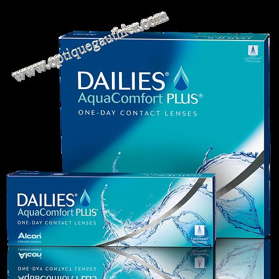 Dailies AquaComfort PLUS 90 lentilles