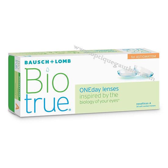 Biotrue OneDay 30 Astigmatisme