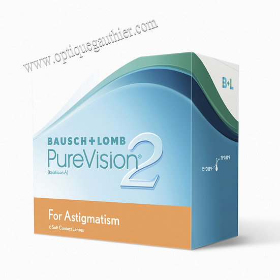 PureVision 2 Astigmatisme