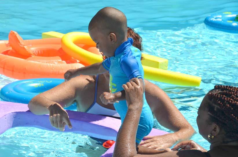 CNRBT : Bébé nageur 3