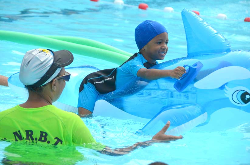 CNRBT : Bébé nageur 8