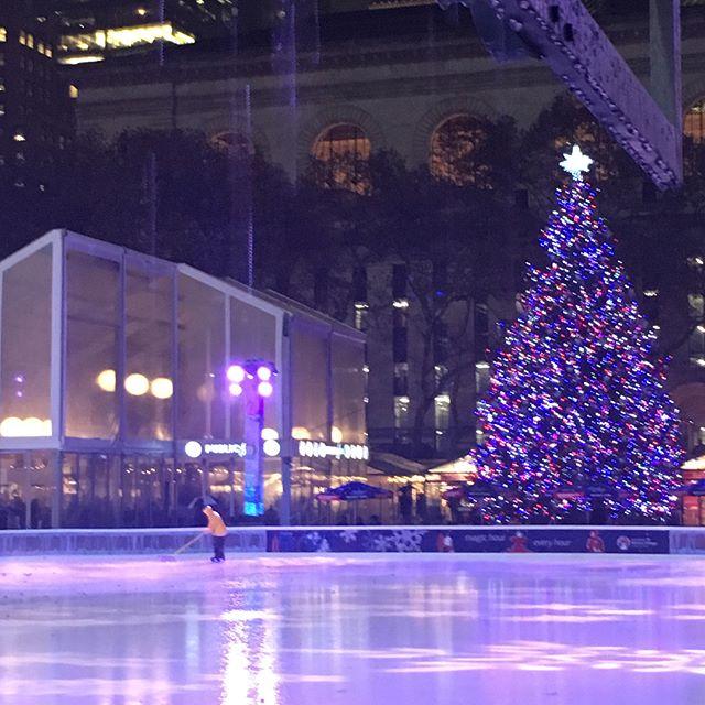 Rain on Ice, NYC