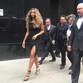 Ciara Times Square