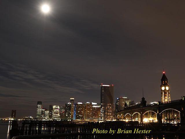 Hoboken Moon
