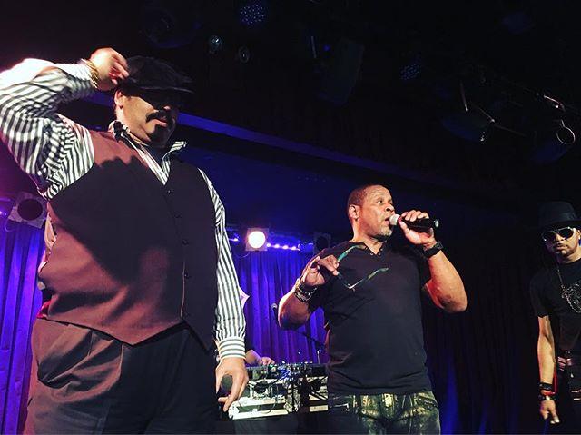 Sugar Hill Gang at BB Kings NYC