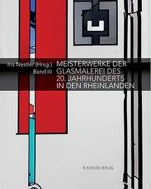Cover Meisterwerke der Glasmalerei Band