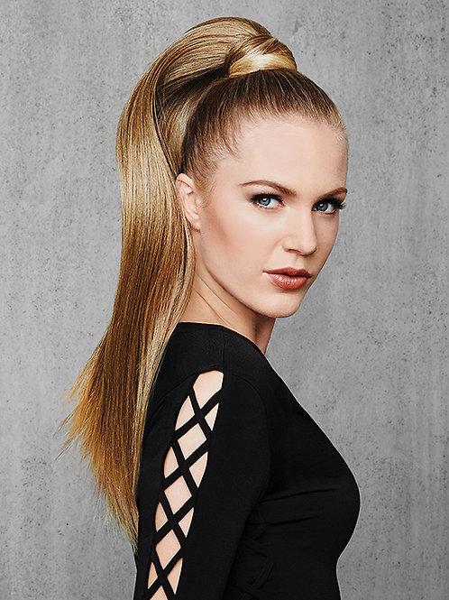 25 inch straight ponytail