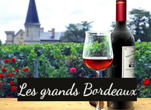 1/2 Bordeaux Chateau Saransot-Dupré  LISTRAC