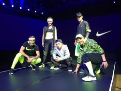 Nike Freerunning Team