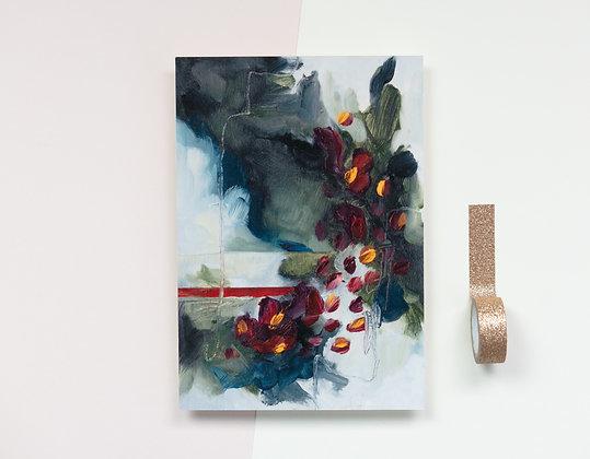 Lagom Mini #4   Art Print A5
