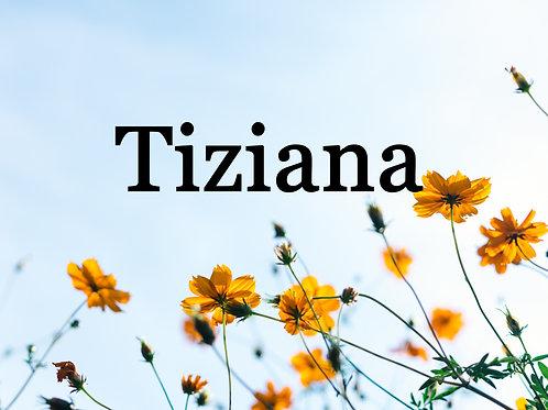 Prodotti Tiziana