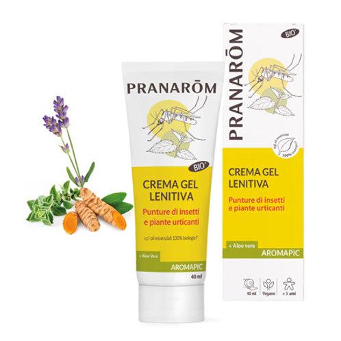 Crema gel lenitiva bio - Pranarom