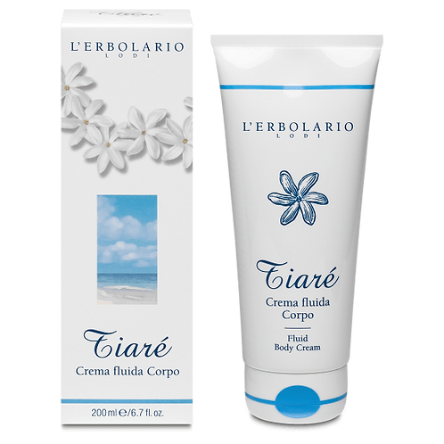 Crema fluida Tiarè 200 ml - erbolario