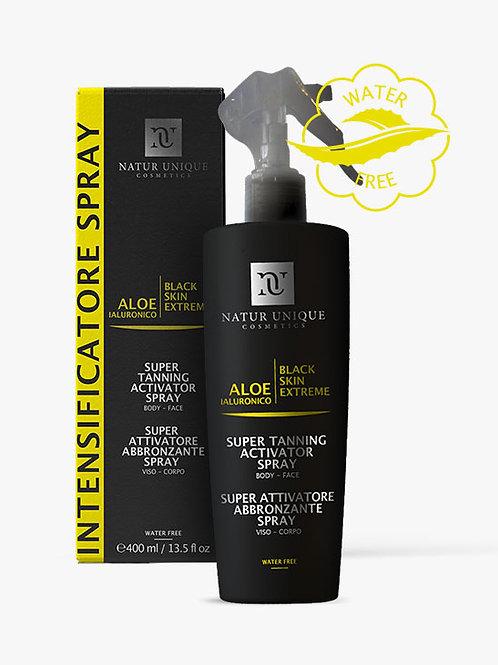 Black Skin Extreme Super Attivatore Abbronzante Spray  400ml -  NATURE UNIQUE