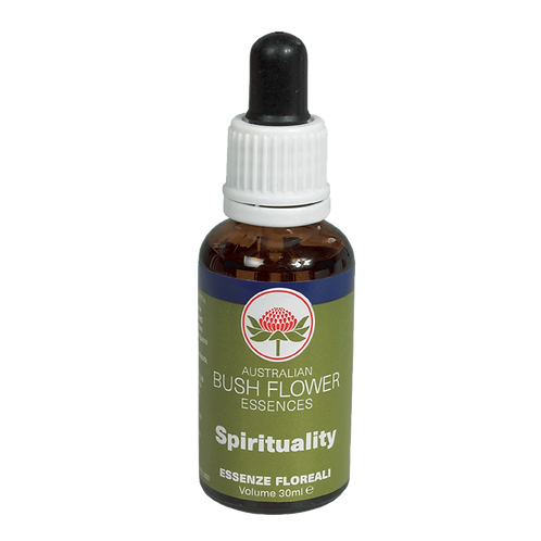 SPIRITUALITY - BUSH FLOWER - GREEN REMEDIES