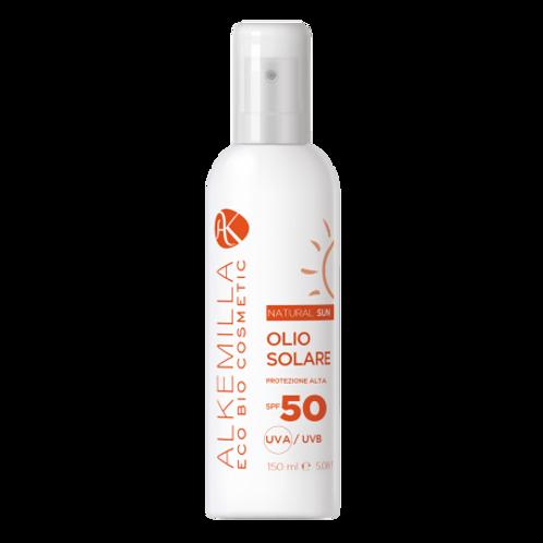 Olio Solare Spray Protezione Corpo SPF 50+ - Alkemilla
