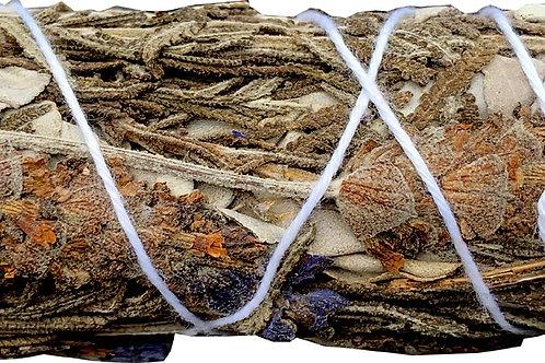 Smudge salvia bianca california e lavanda 1pz 25-30g 10cm