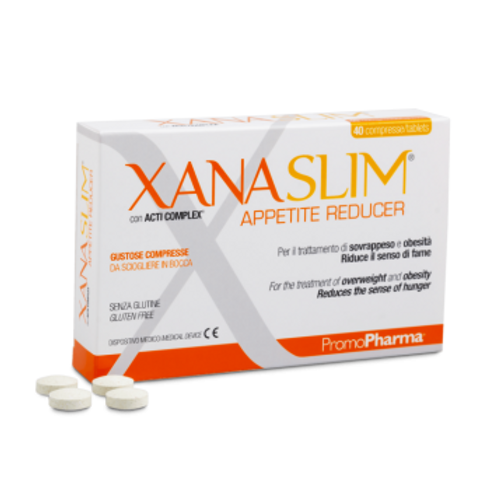 Xanaslim® Appetite reducer - Promopharma