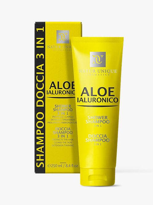 Doccia Shampoo 3-in-1  -  NATURE UNIQU