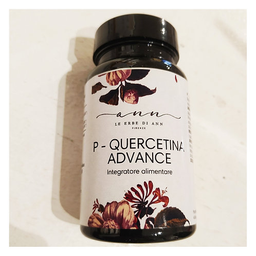 Quercetina Bromelina Zinco Vitamina C e D - Ann