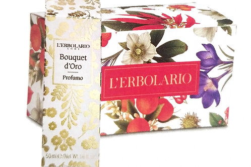 Profumo 50ml Bouquet d'Oro - Erbolario