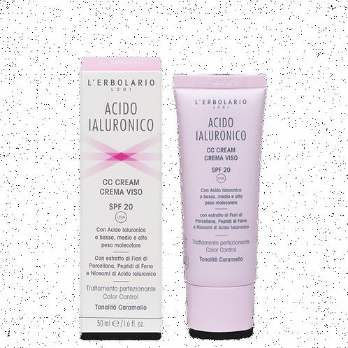 CC Cream tonalità Caramello Acido ialuronico - Erbolarioooo