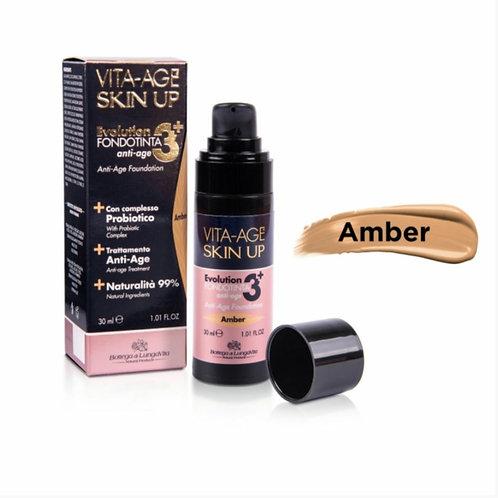 Fondotinta Skin Up tonalità AMBER - Vita Age