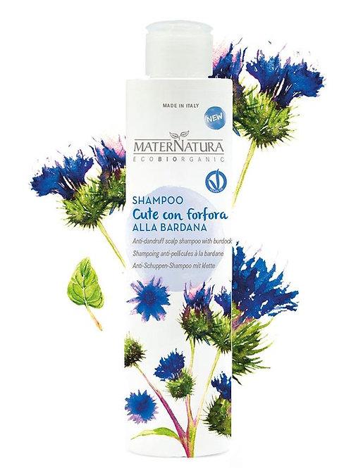 Shampoo Cute con Forfora alla Bardana - MATERNATURA