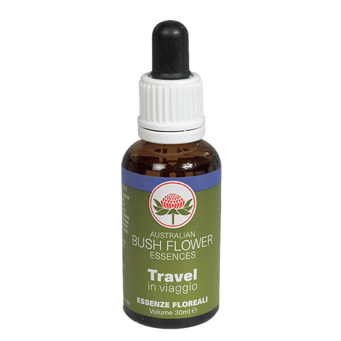 TRAVEL- BUSH FLOWER - GREEN REMEDIES