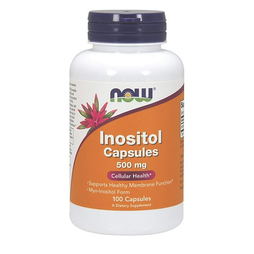 Inositolo 500mg - Now