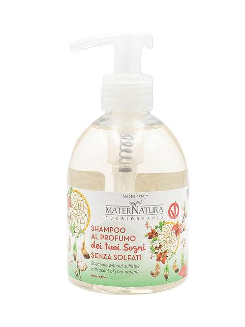 Shampoo al Profumo dei Tuoi Sogni senza solfati-  Maternatura