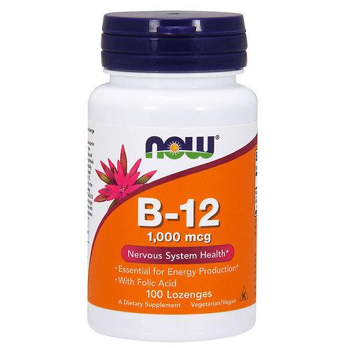 Vitamina B-12, 1000mcg x 100 cps