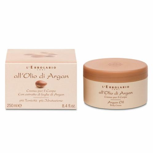 Crema viso olio di Argan e cellule staminali 50ml - Erbolario