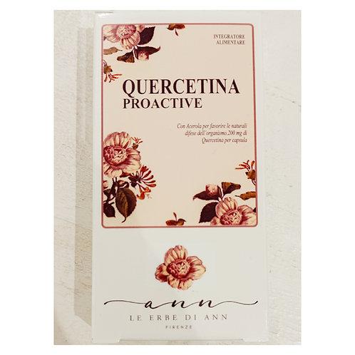Quercetina e  Vitamina C 60 capsule - Ann