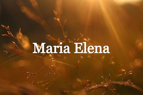 Maria Elena regalo