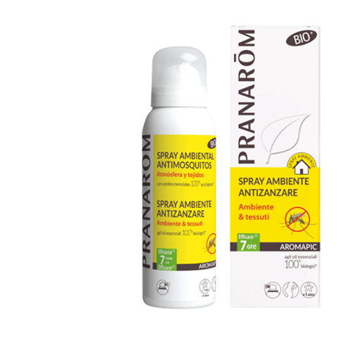 Spray ambiente antizanzare - Pranarom