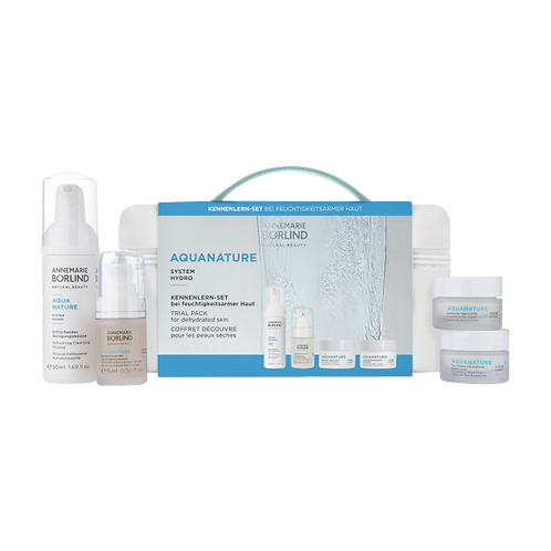 AQUANATURE BEUTY SET PROVA