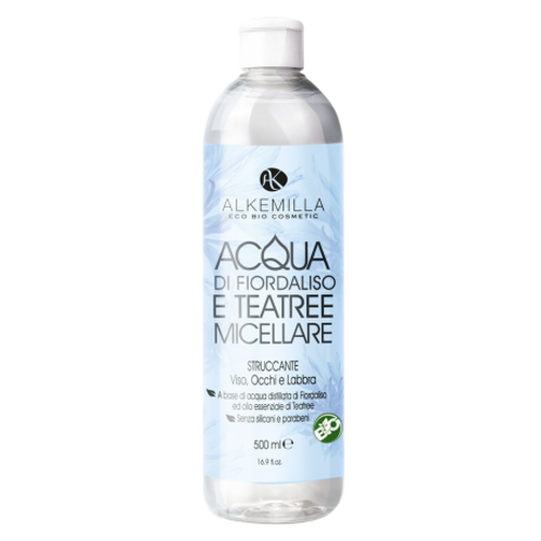 Acqua di Fiordaliso e Tea Tree Micellare 500ml – Alkemilla