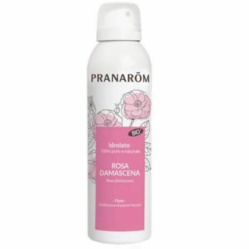 Idrolato rosa damascena bio - Pranarhom
