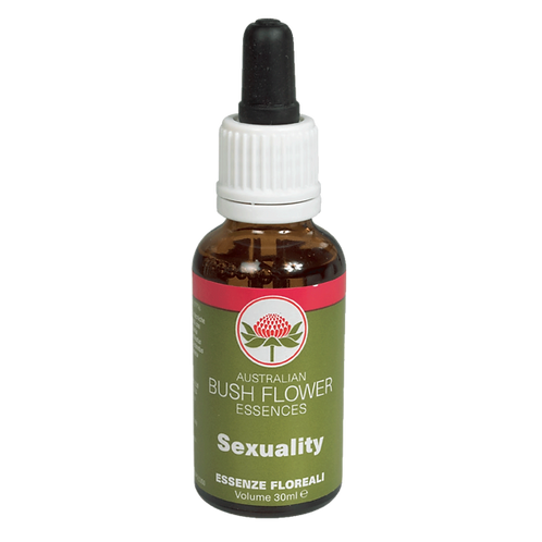 SEXUALITY - BUSH FLOWER - GREEN REMEDIES