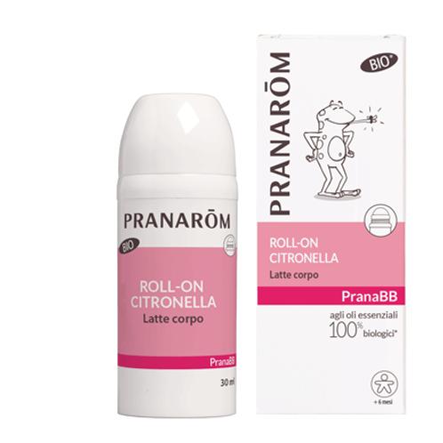 Roll on bebè antizanzare - Pranarom