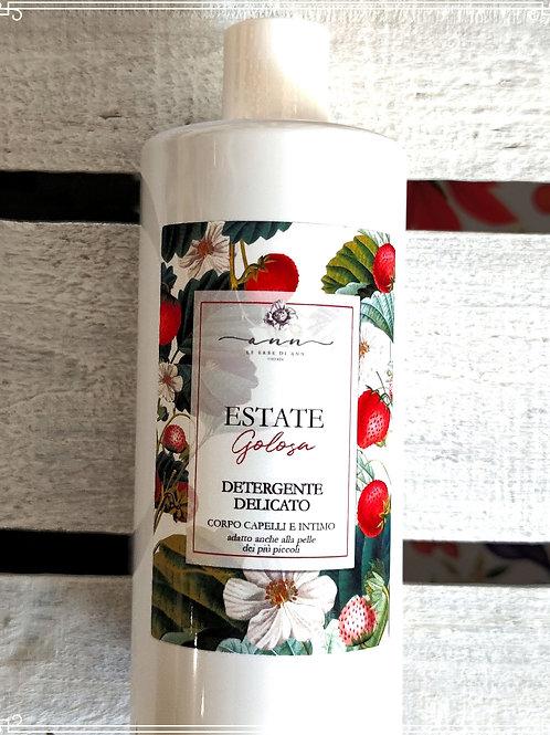Detergente corpo capelli e  intimo Estate Golosa 500ml - Ann®