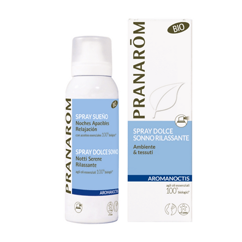 Spray dolce sonno rilassante bio - 150ML PRANAROM